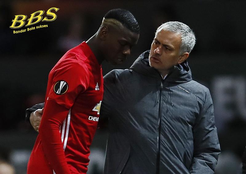 Mourinho dan Pogba