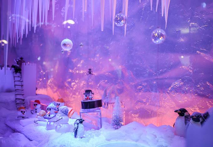 stockmann näyteikkuna turku, satumaailma lapsille, joulumaa turku, lasten joulu turku