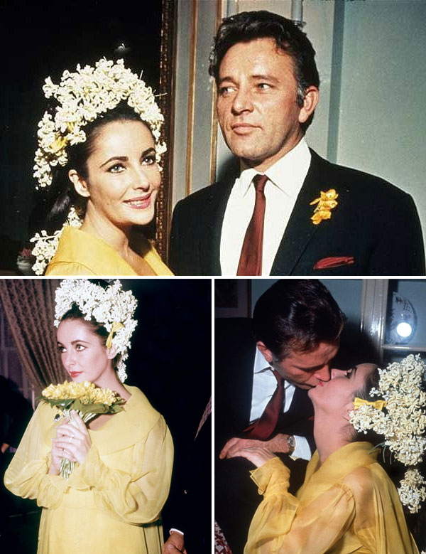 {great love stories № 04 | elizabeth taylor & richard burton}