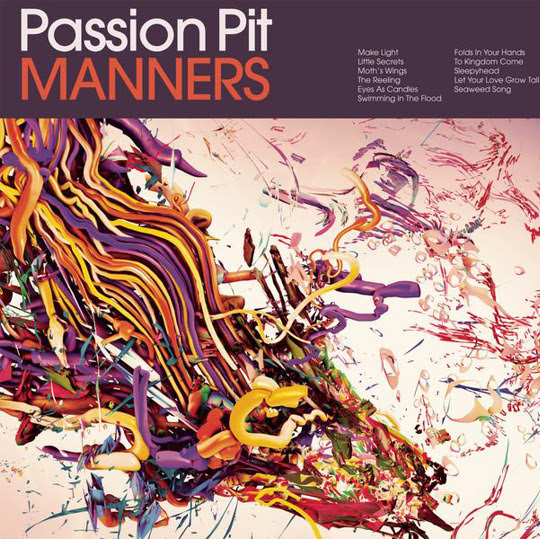 Passion Pit - Manners (Bonus Track Version) Cover