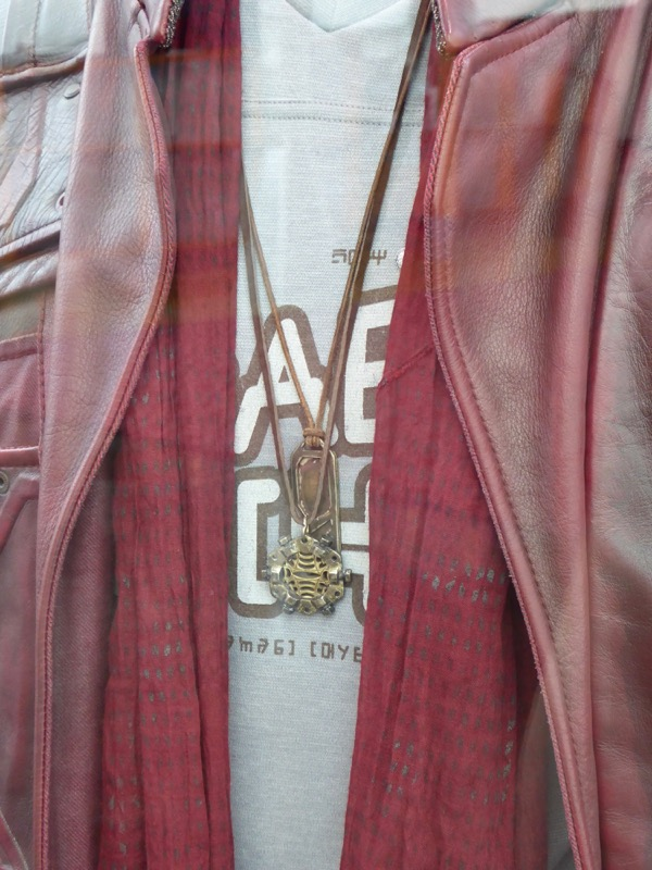 StarLord costume necklaces Guardians of the Galaxy 2