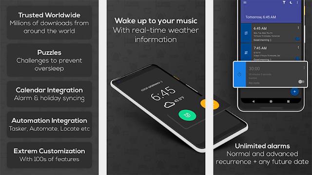 تحميل Alarm Clock for Heavy Sleepers