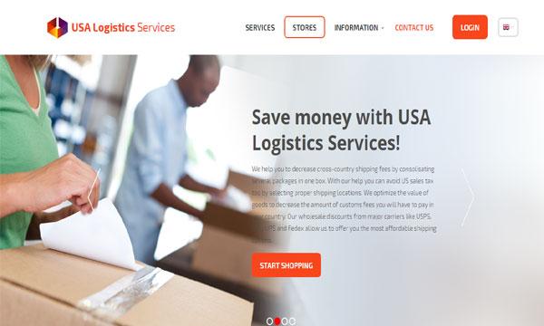 mail forwarding service USA Logistics Services Inc