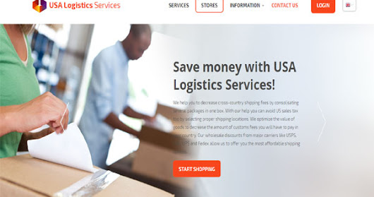 USA Logistic Service Review
