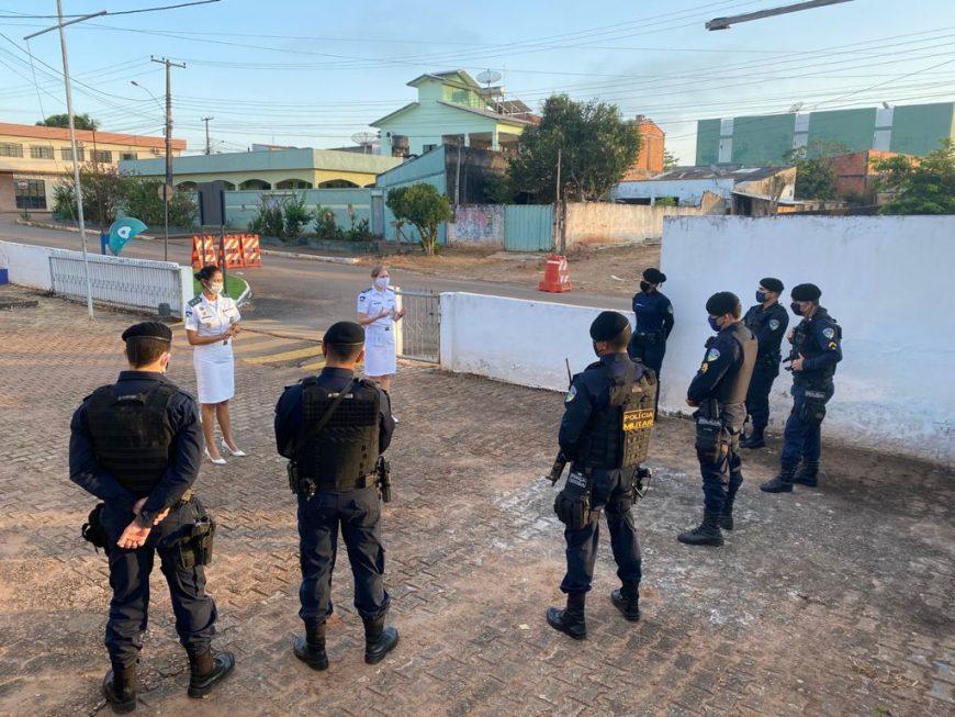 Polícia Militar de Rondônia realiza atividades voltadas para a saúde mental e fortalecimento da tropa