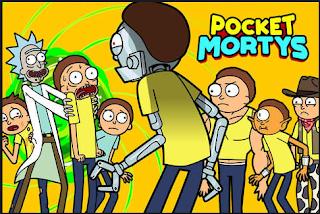 Pocket Mortys Apk Mod Unlimited Money