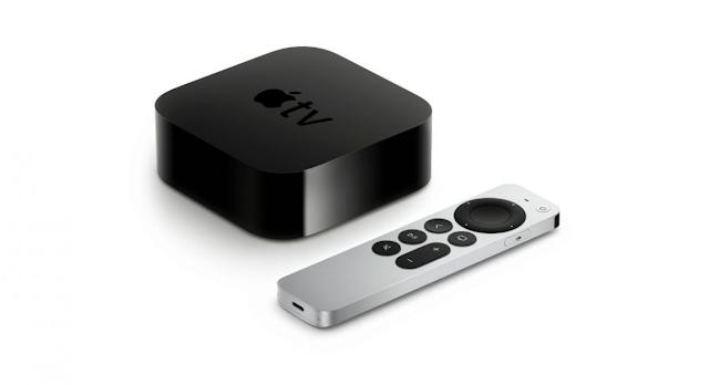 أطلقت شركة آبل تحديث tvOS 14.7 لأجهزة Apple TV HD و Apple TV 4K