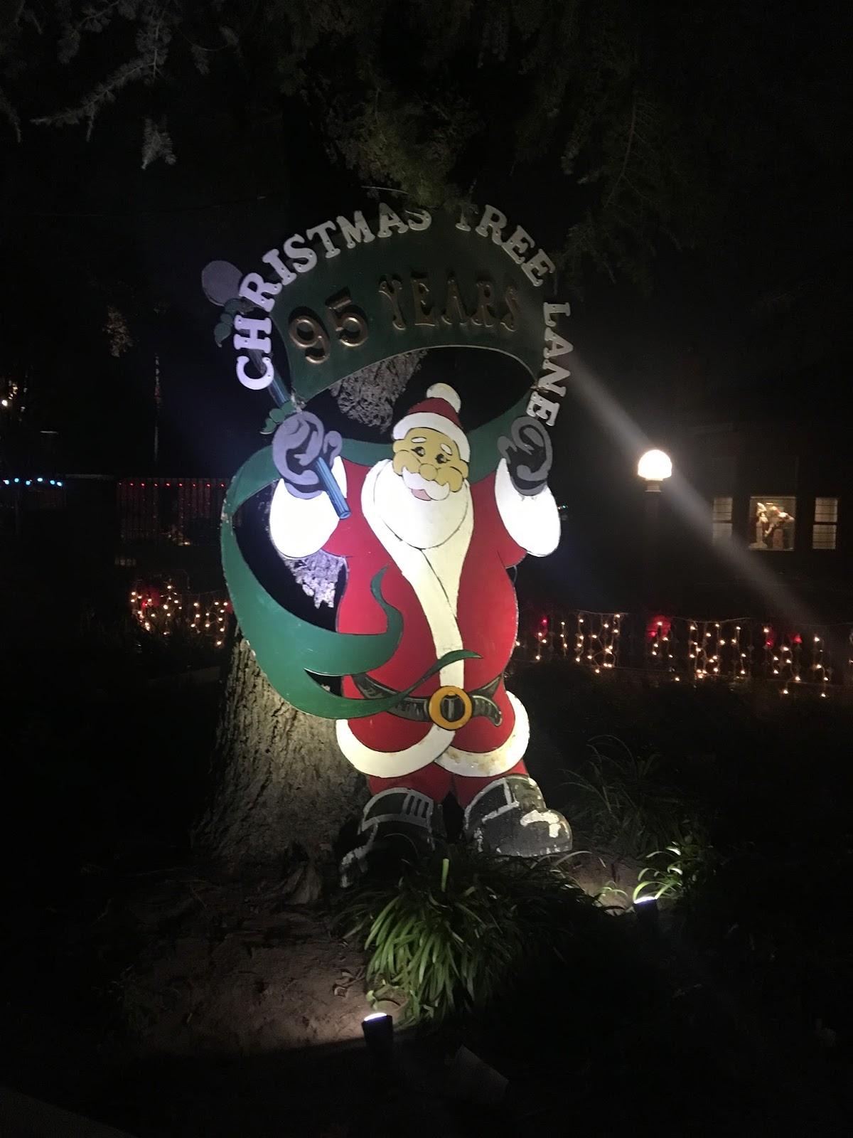 95th Christmas Tree Lane (Van Ness Boulevard, Fresno, CA)