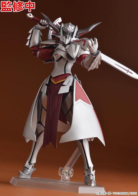Mordred (Saber of Red) Figma de Max Factory