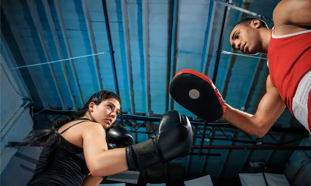 Why Boxing Should Be On Your New Year's Resolution Panel