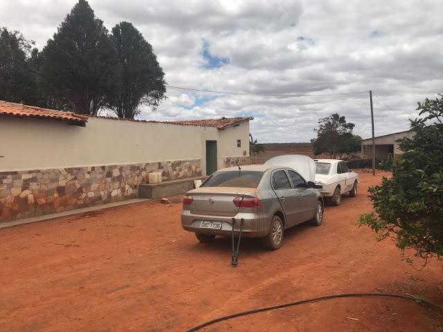 OPERAÇÃO INTEGRADA LOCALIZA AUTORES DE ROUBO A CARRO-FORTE