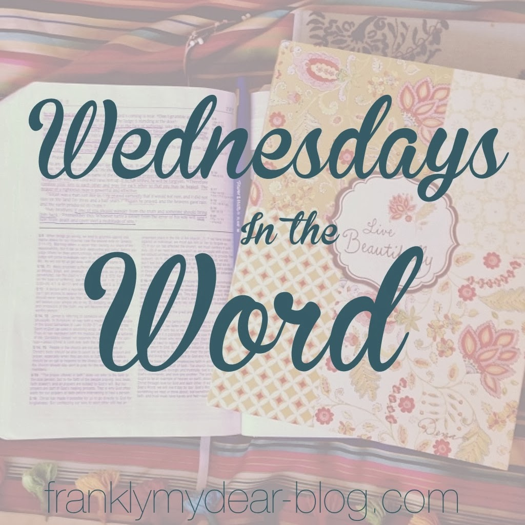 Wednesday in the Word {LOVE}