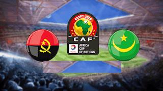 ملخص اهداف مباراة موريتانيا وانغولا بتاريخ 29-06-2019 كأس الأمم الأفريقية