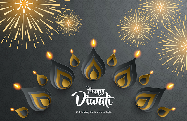 Happy Diwali Whatsapp images 2019