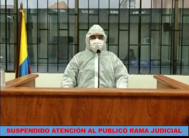 CORONAVIRUS AMPLIAN SUSPENSION DE TERMINOS EN PROCESOS JUDICIALES