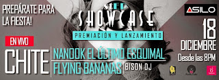 Fiesta de bandas independientes bogotanas: Step Showcase 2014