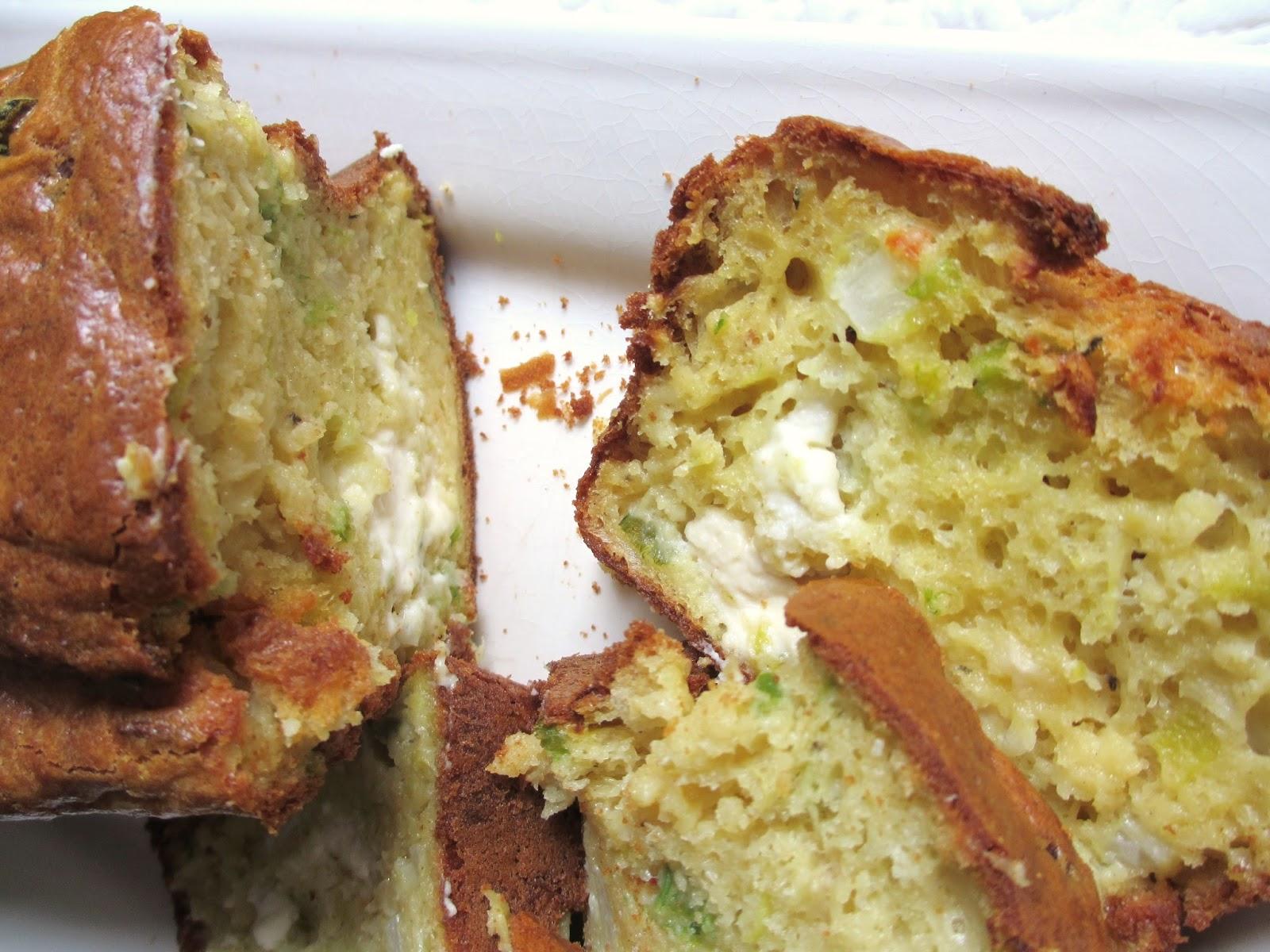 Cake Poireau Thermomix