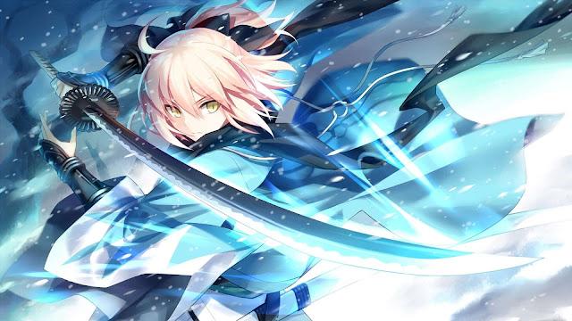 foto anime keren terbaik
