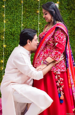 Indian Baby Shower Photo Shoot Ideas