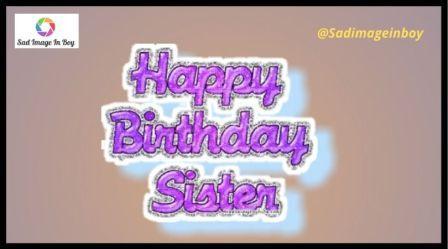 Happy Birthday Sister Images | happy birthday sis gif, happy bday cartoon images, happy bday sister pics