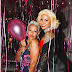 Amber Rose and her beautiful mum at her birthday party
