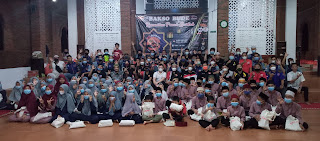 Kolaborasi FK3O Banten dan MOI Tangerang Raya adakan Bakso Bude dengan dihadiri 15 Komunitas