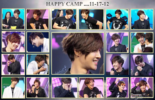 happy camp kim hyun joong