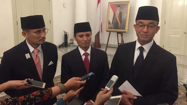 Dicapreskan Ustaz Fahmi Salim, Begini Reaksi Anies