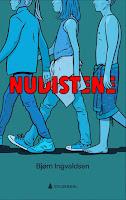 Omslag Nudistene