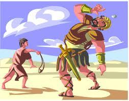 قصة داود وجليات الجبار - كارتون للأطفال