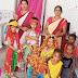 रोहतास जिले के सभी प्रखंडों के आंगनबाड़ी केंद्रों पर बाल कलाकारों के द्वारा मनाया गया कृष्ण जन्मोत्सव