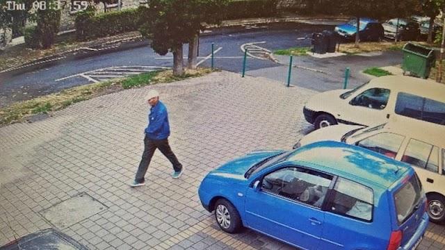 Táskalopás miatt keresi ezt a férfit a rendőrség – fotó