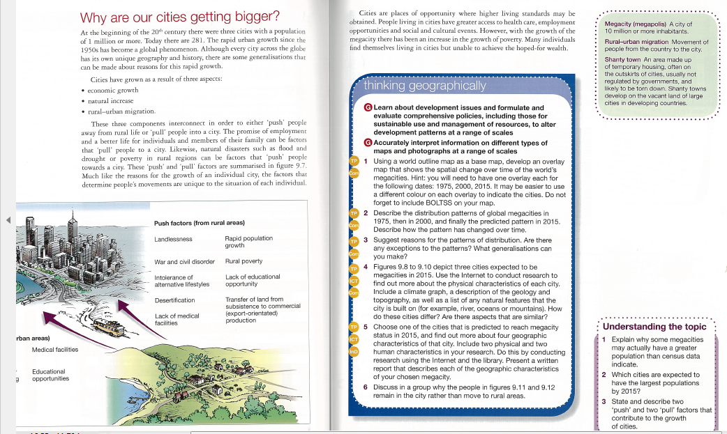 human geography push and pull factors Push and pull factors of iberia and oregon lesson plan national geography standards: push and pull factors table- why did the leave their place of.