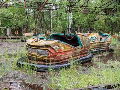 Pripyat - Una Galaxia Maravillosa