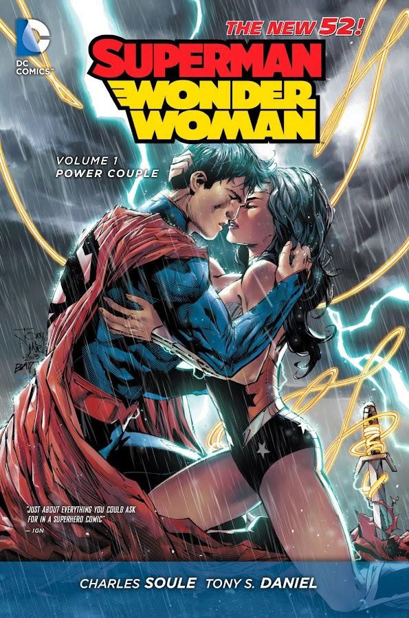 superman wonder woman power couple