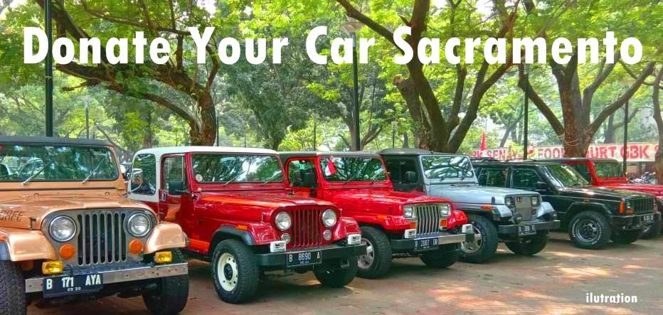 Donate Your Car in Sacramento