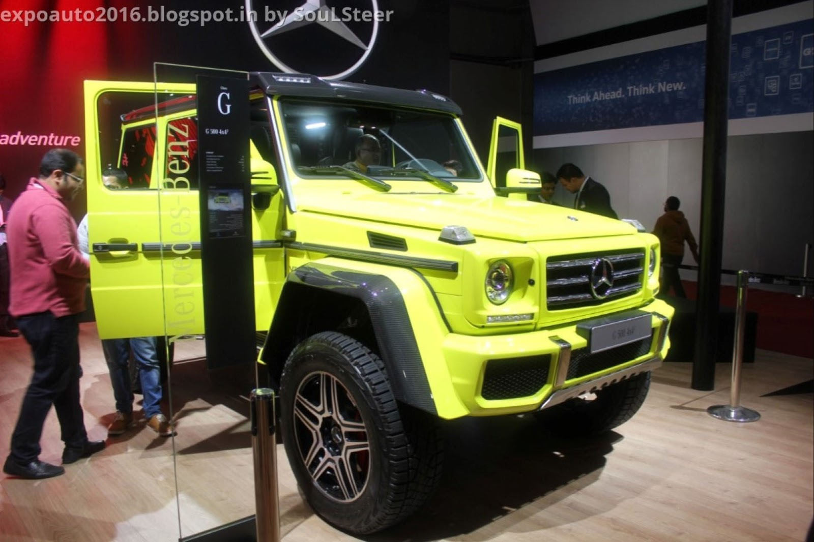 Auto Expo By Soulsteer Hp Mercedes Benz G Is