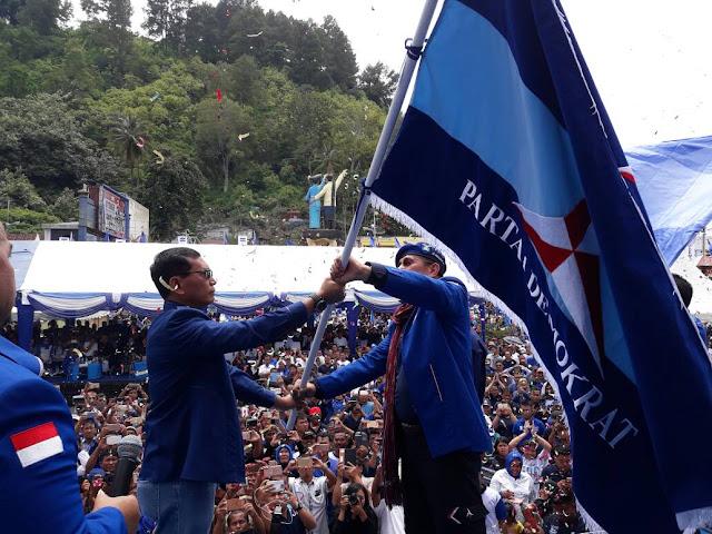 """JR Saragih : """" Saya Minta Seluruh Kader Demokrat Sumut Bersatu"""