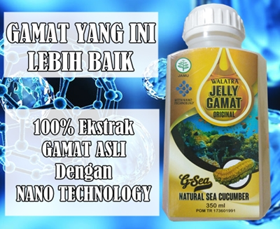 Walatra Jelly Gamat