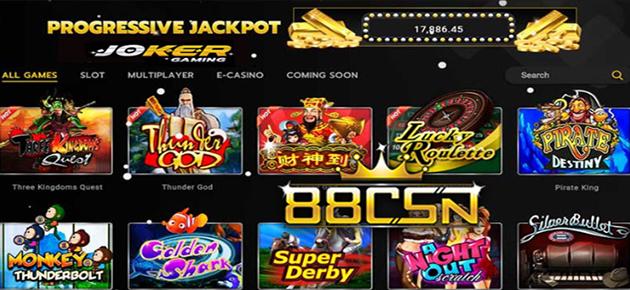 Taktik Permainan Joker123 Apk Game Slot Online