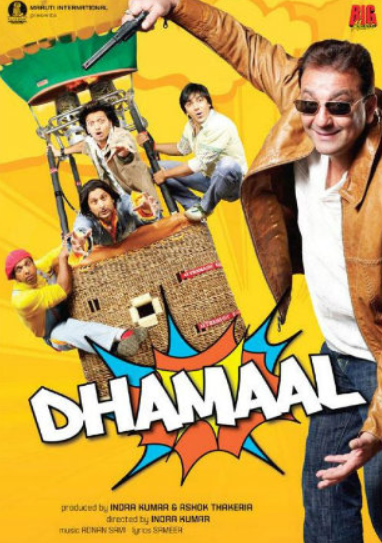 Dhamaal 2007 Full Hindi Movie Download HDRip 720p