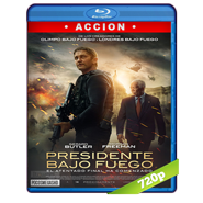 Agente bajo fuego (2019) BRRip 720p Audio Dual Latino-Ingles