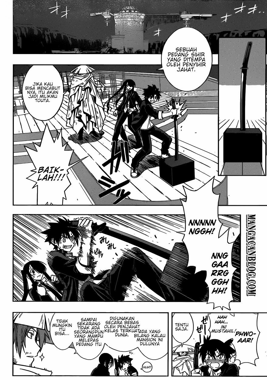 UQ Holder! Chapter 10 Bahasa Indonesia