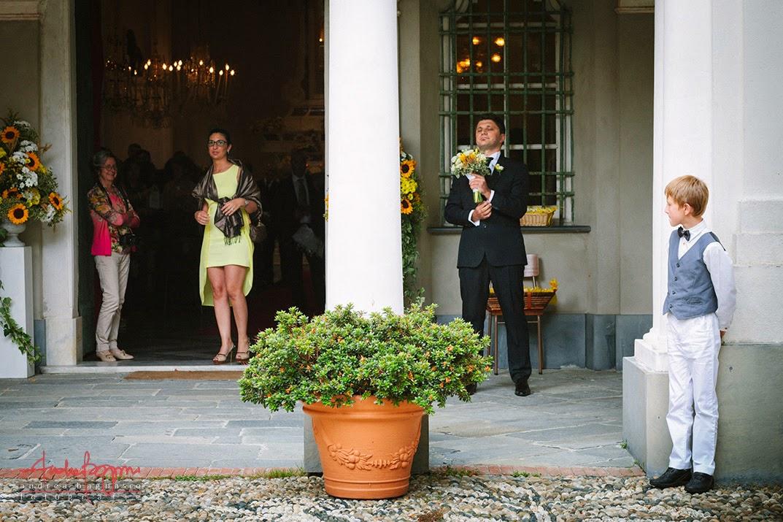 attesa sposo matrimonio Genova