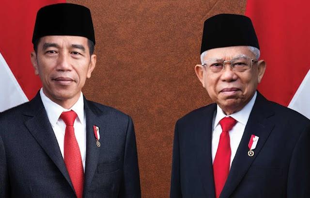 Tingkat Kepuasan Publik Terhadap Kinerja Jokowi-Ma'ruf 61,4%