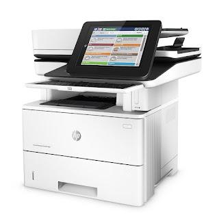 HP LaserJet Enterprise MFP M577f Drivers Download