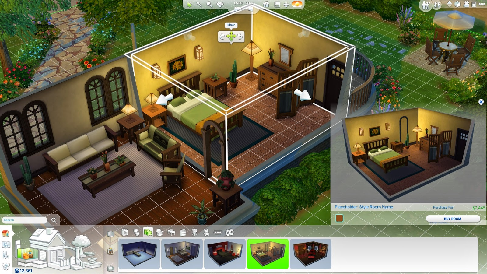 Plumbob News The Sims 4 New Build Mode Screenshot