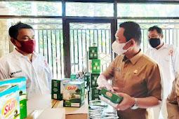 Bupati Lumajang Minta Dinas Koperasi dan Perdagangan Fasilitasi Peternak Susu Kambing Etawa