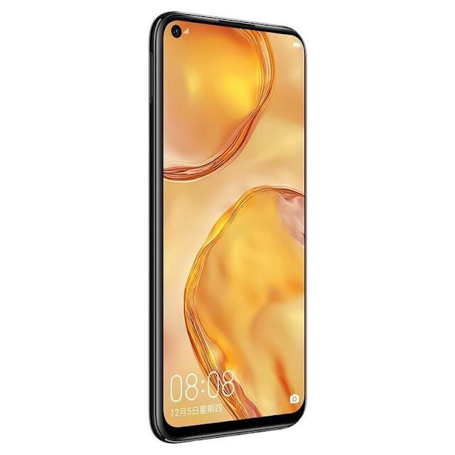 Huawei Nova 6 SE Black
