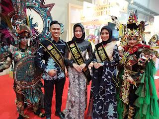 Di Apkasi  Otonomi Expo 2019 di Jakarta, JFC Jadi Magnet Pengunjung